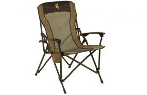 Tex Sport DLX Hard Arm Chair