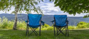 Seven Camping Chairs for Seven Brothers