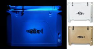 THe FishBox ice chest is very affordable compared to the competition