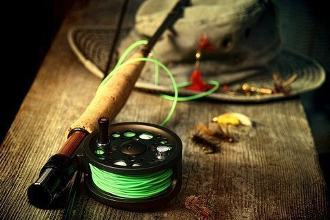 Fishing Terminology for Beginners from Rod and Reel anatomy to bait types.