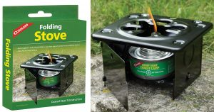 The Coghlan Compact, Survival Camp Stove is versatile and practical.