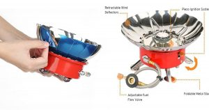 the Etacity E-gear Camp Stove is a great compromise of size and usability.